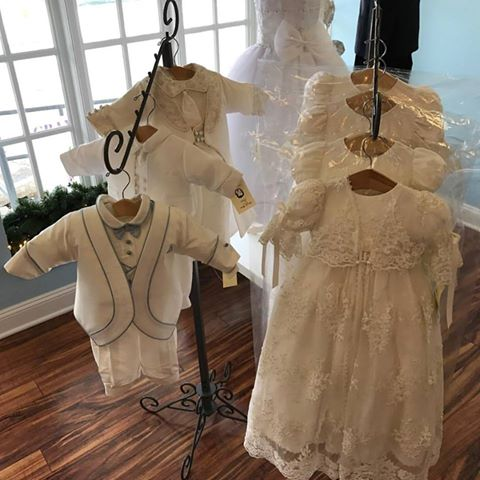 517a3ffe7 Piccolo Bacio Christening Outfits for Boys & Girls